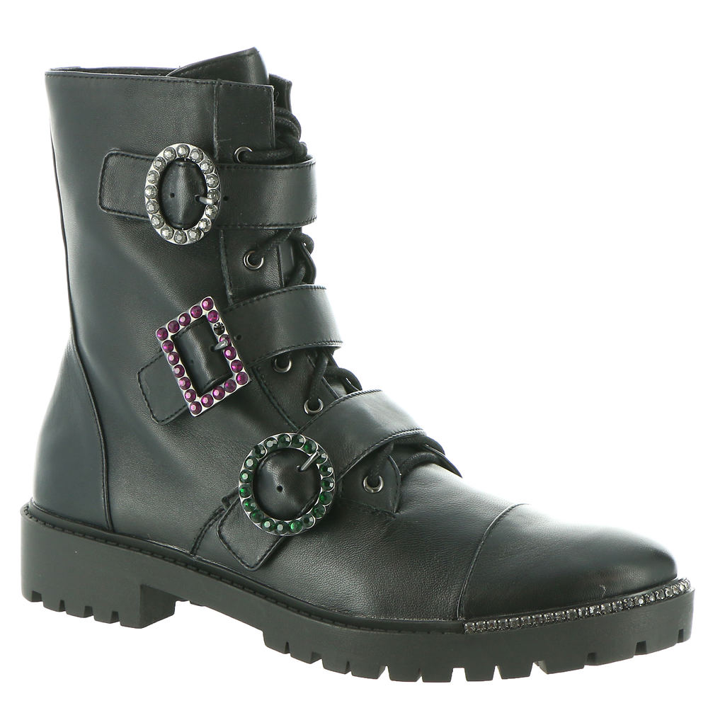 Steampunk Costumes, Outfits for Women Jessica Simpson Kirlah Womens Black Boot 10 M $149.95 AT vintagedancer.com