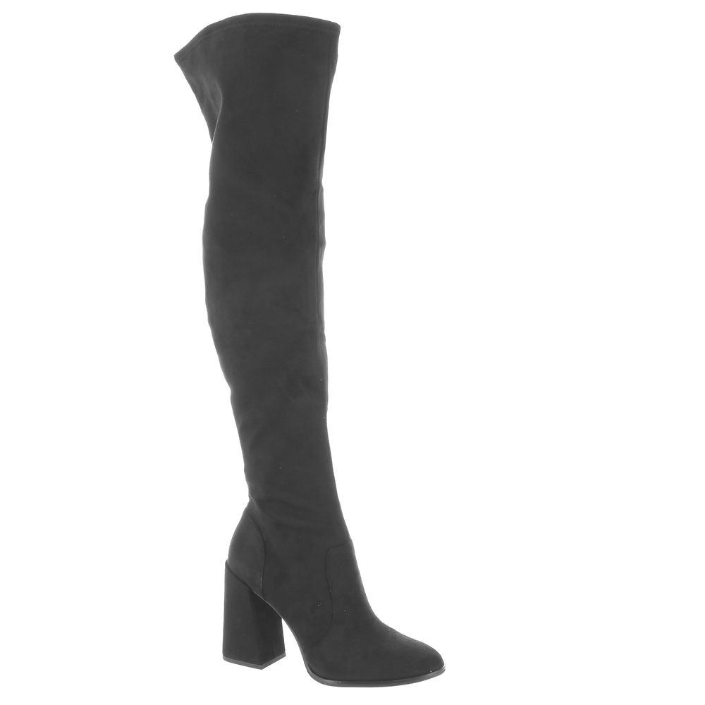 Vintage Boots- Winter Rain and Snow Boots Jessica Simpson Brixten Womens Black Boot 7 M $119.95 AT vintagedancer.com