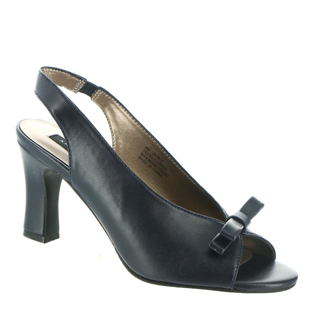1950s Style Shoes   Heels, Flats, Boots ARRAY Kanya Womens Navy Sandal 5 M $69.95 AT vintagedancer.com