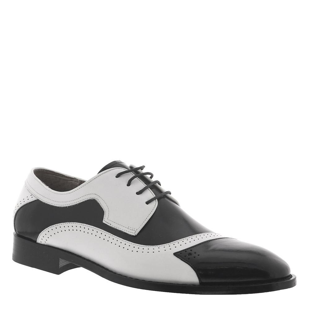 Mens Vintage Shoes, Boots | Retro Shoes & Boots Stacy Adams Paxton Mens Black Oxford 7.5 M $129.95 AT vintagedancer.com