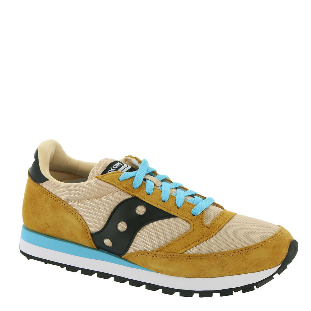 1980s Clothing, Fashion | 80s Style Clothes Saucony Jazz 81 Unisex Brown Sneaker 14 M $79.95 AT vintagedancer.com