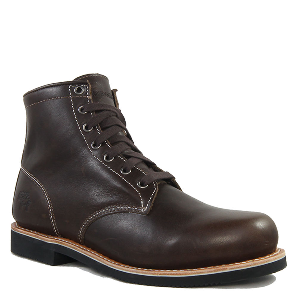 Mens Vintage Shoes, Boots | Retro Shoes & Boots SuperLamb Gobi Desert Boot Mens Grey Boot 11.5 E3 $199.95 AT vintagedancer.com