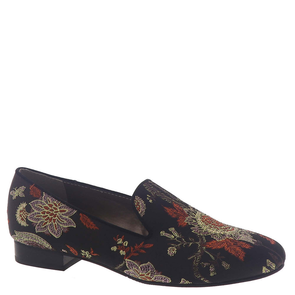 History of Victorian Boots & Shoes for Women ARRAY Aubrey Womens Black Slip On 11 M $69.95 AT vintagedancer.com