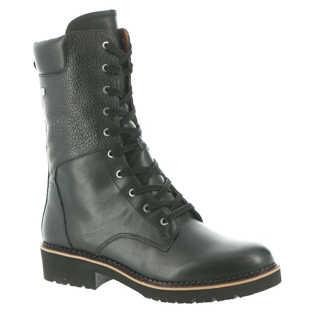 Steampunk Clothing, Fashion, Costumes Pikolinos Vicar W0V-8954 Womens Black Boot Euro 38 US 7.5 - 8 M $229.95 AT vintagedancer.com