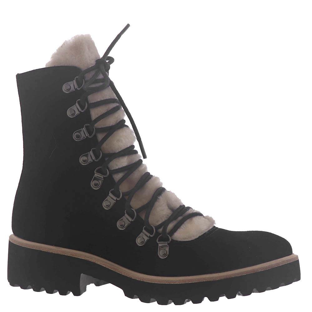 Vintage Winter Retro Boots – Snow, Rain, Cold ALL BLACK Sherpa 2020F Womens Black Boot Euro 38 US 7.5 M $204.95 AT vintagedancer.com