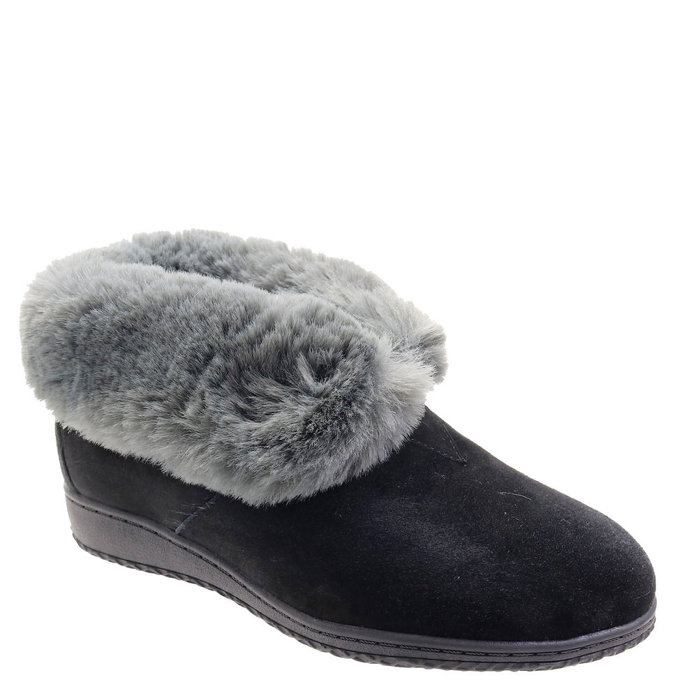 Vintage Winter Retro Boots – Snow, Rain, Cold David Tate Jello Womens Black Boot 9 W2 $79.95 AT vintagedancer.com