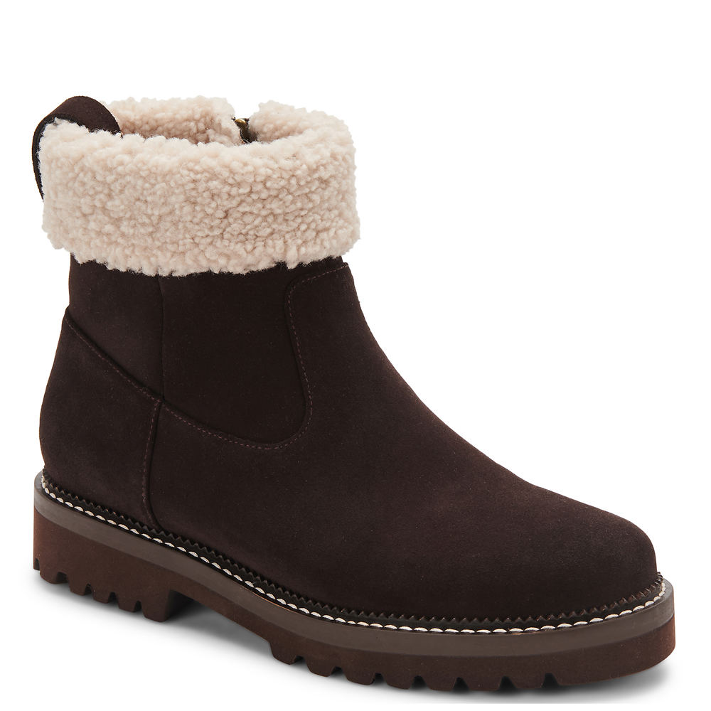 Vintage Winter Retro Boots – Snow, Rain, Cold Blondo Harlow Womens Brown Boot 10 M $159.95 AT vintagedancer.com