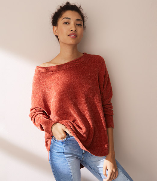 Primary Image of Lou & Grey Chenille Sweater