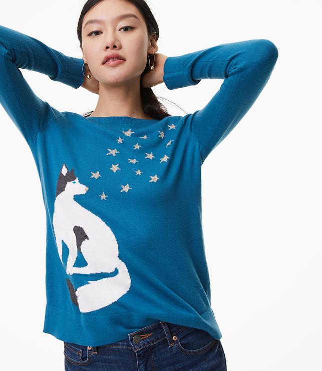 Husky Star Sweater