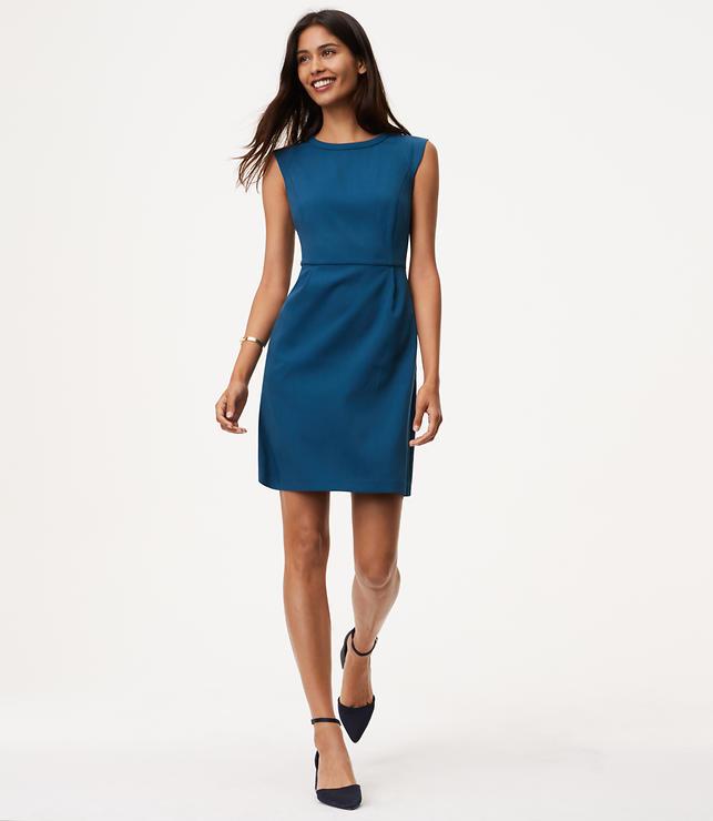 Primary Image of Pocket Sheath Dress