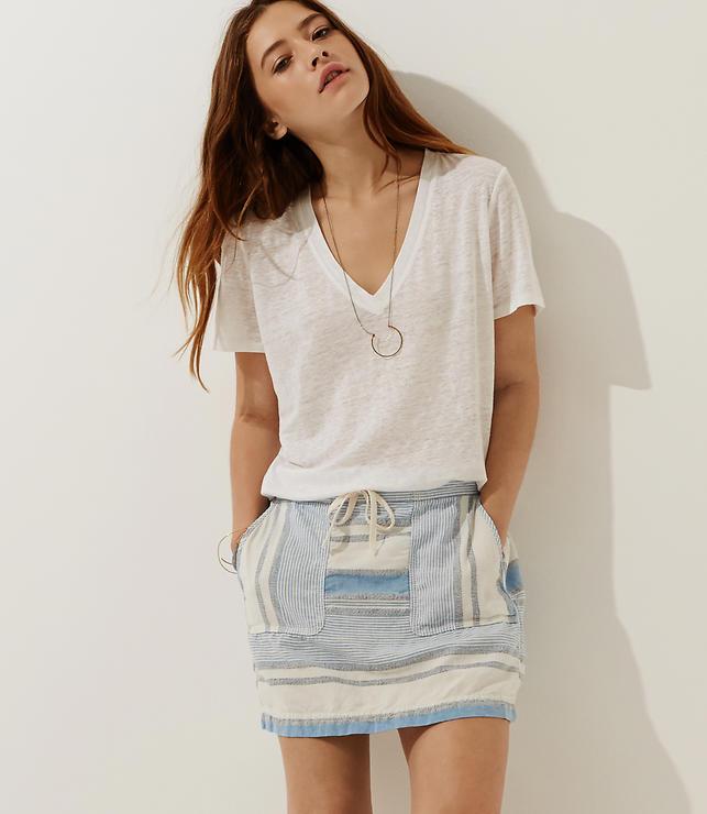 Lou & Grey Hacienda Skirt
