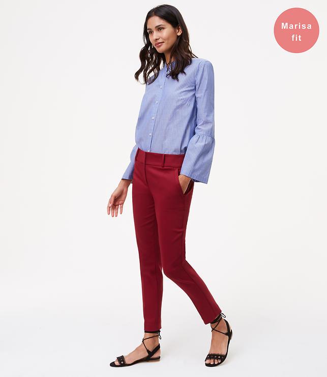 Skinny Ankle Pants in Marisa Fit