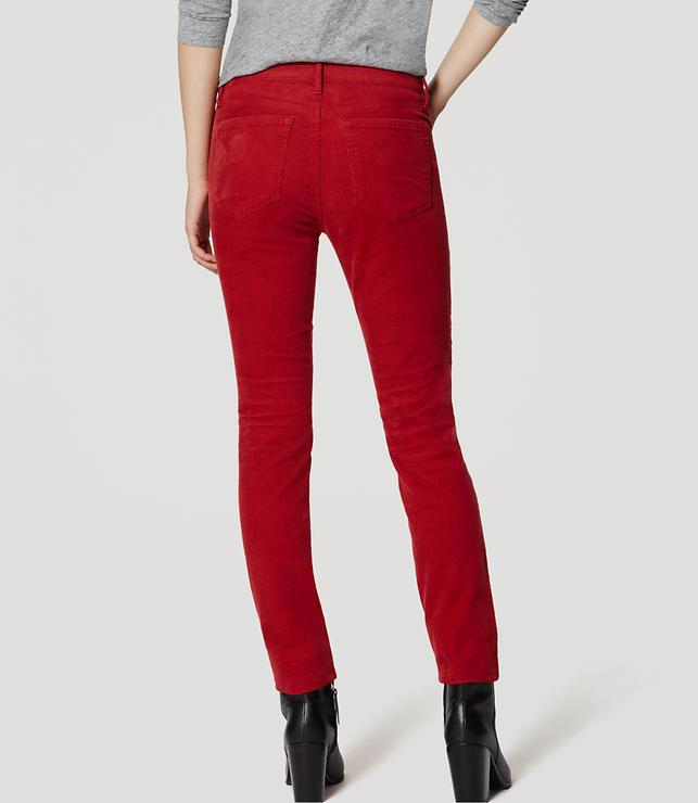 Modern Skinny Corduroy Pants | LOFT