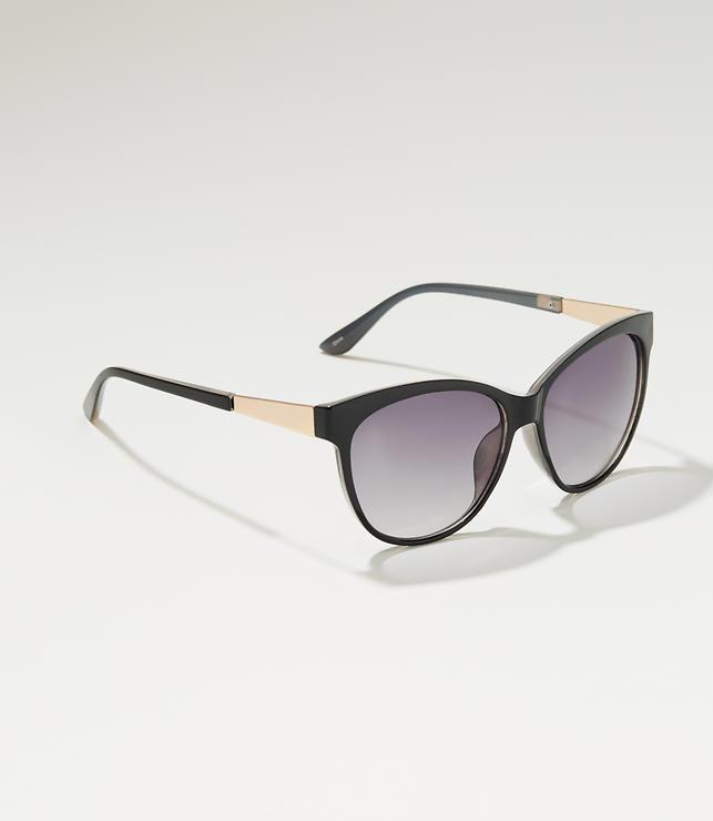 Oversized Cateye Sunglasses