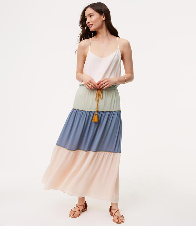 Poolside Maxi Skirt
