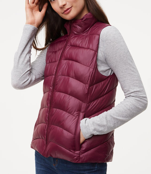 Color Swatch 9200Puffer Vest