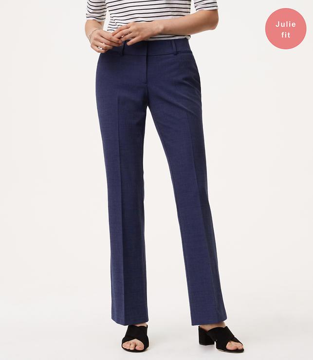 Trousers in Custom Stretch in Julie Fit