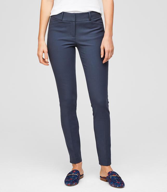 Skinny Bi-Stretch Ankle Pants in Julie Fit