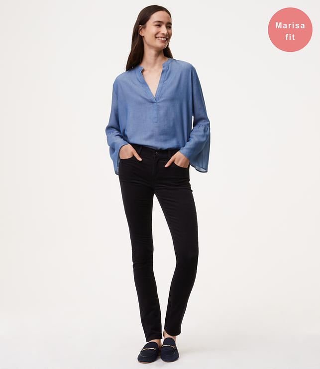 Tall Modern Skinny Corduroy Pants