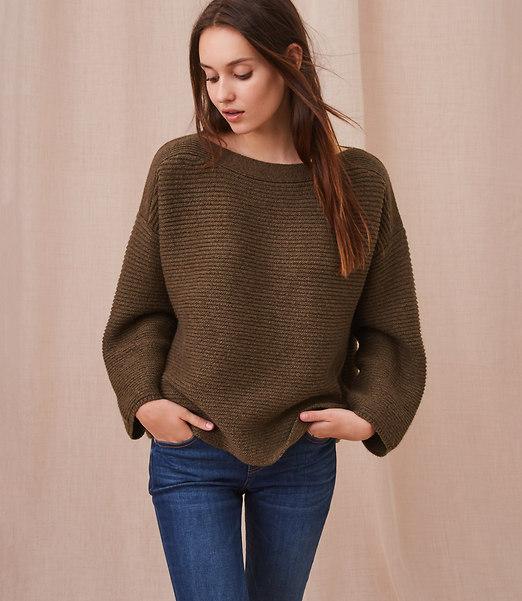 Lou & Grey Ribbed Sweater | Lou & Grey