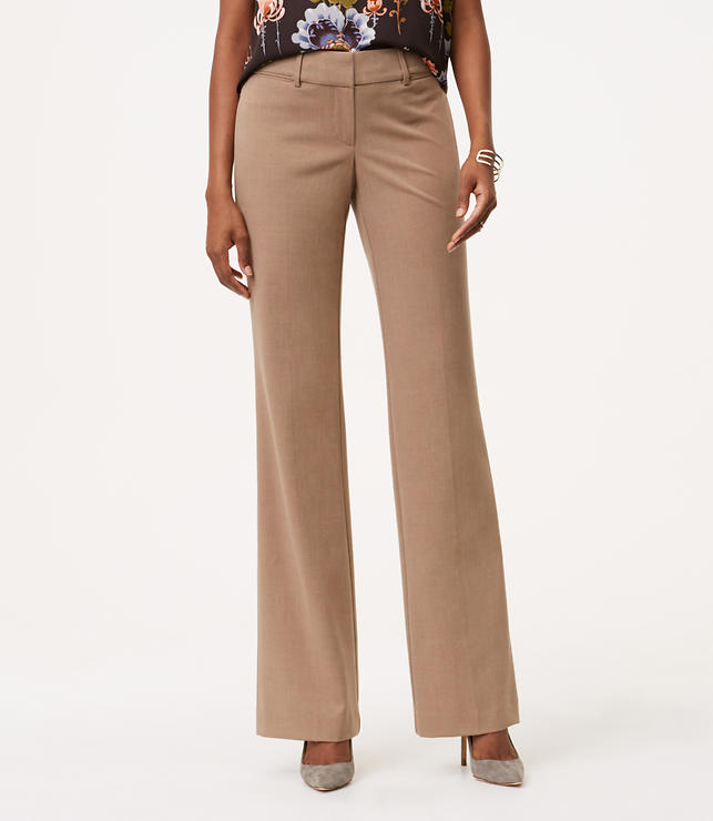 Petite Trousers in Custom Stretch in Julie Fit