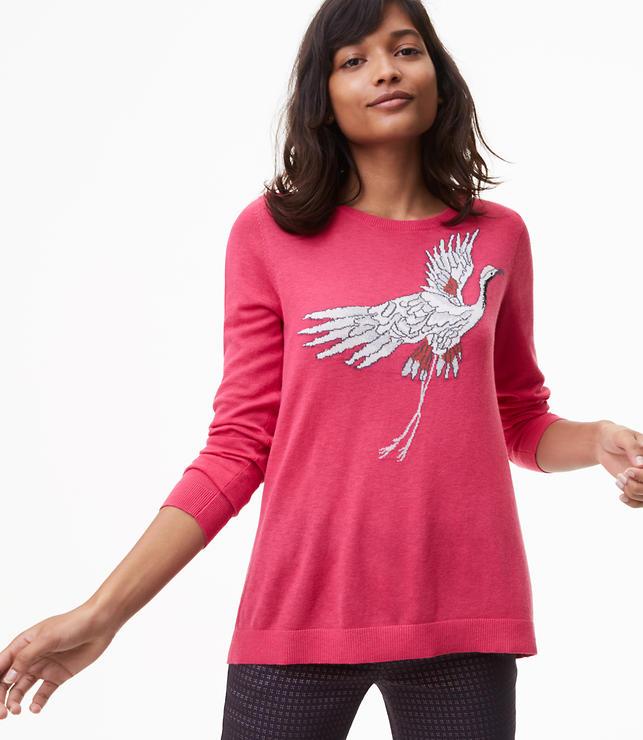 Crane Sweater