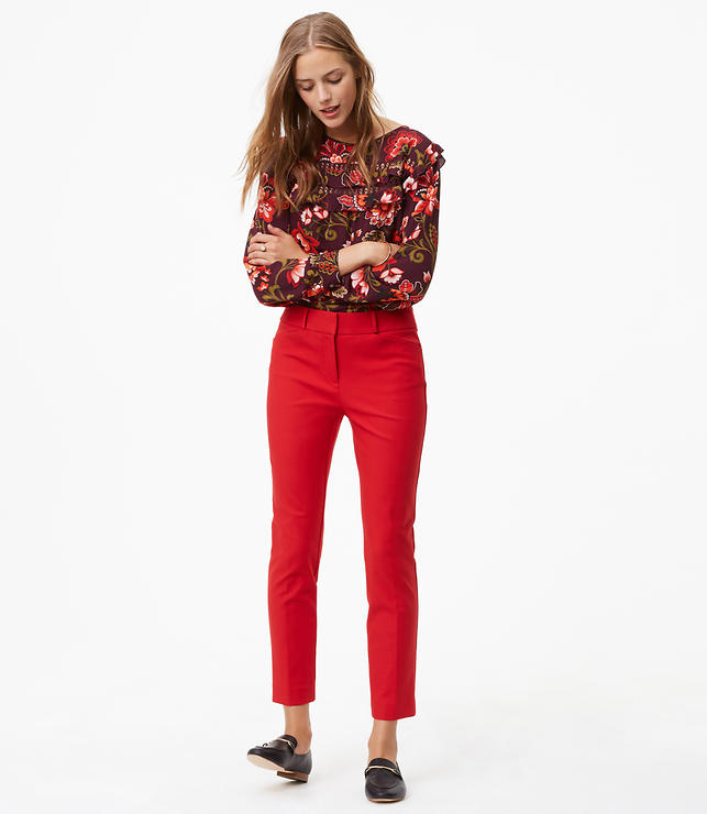 Tall Skinny Bi-Stretch Ankle Pants in Marisa Fit