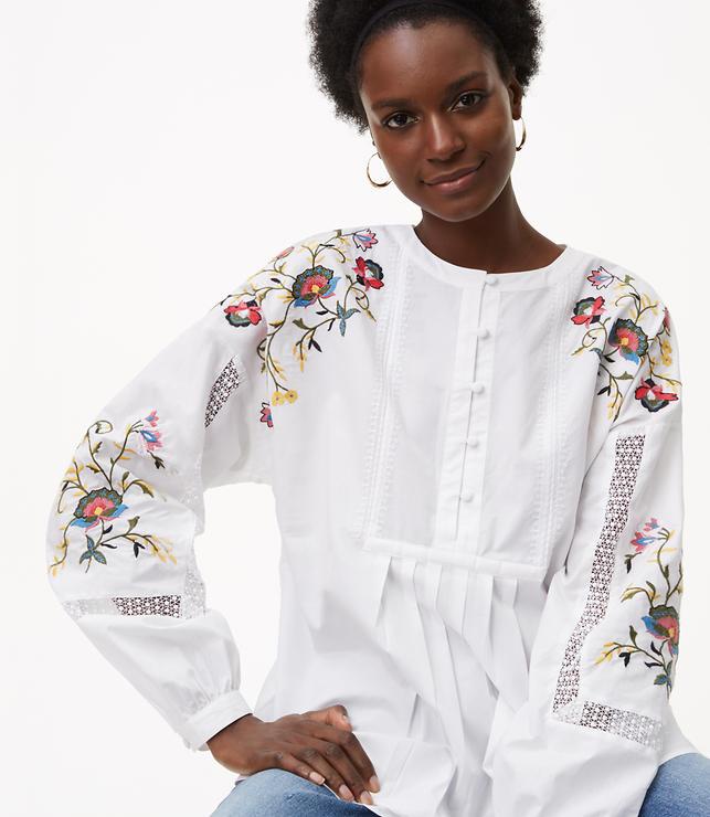 Garden Gate Shirt