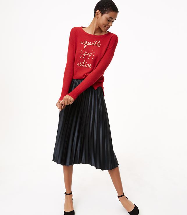 Sparkle Pop Shine Sweater