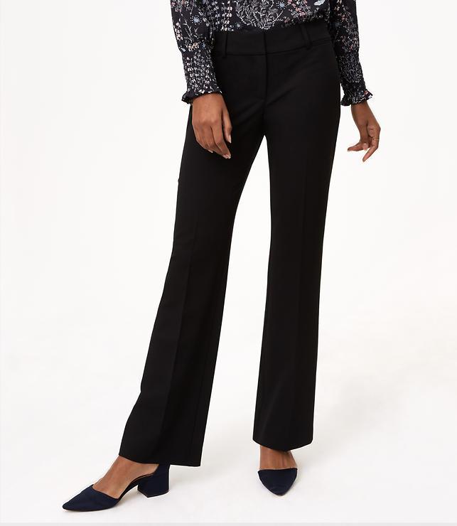 Trousers in Custom Stretch in Curvy