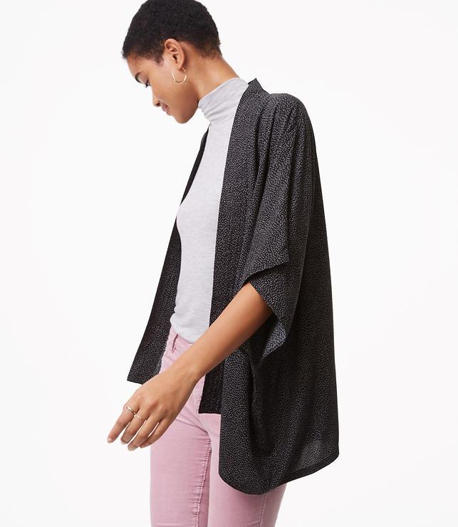 Dashed Kimono