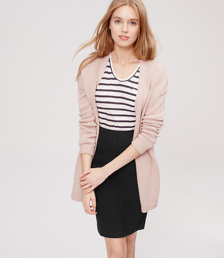 Image of Scuba Pencil Skirt