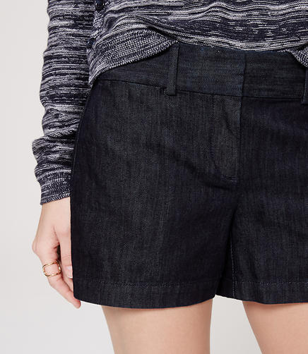 Image of Denim Riviera Shorts with 4