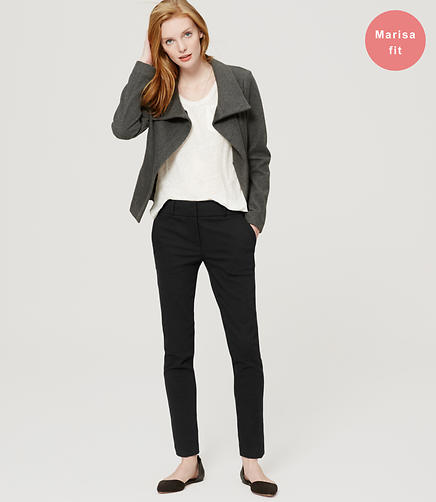 Image of Petite Essential Skinny Ankle Pants in Marisa Fit