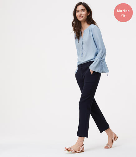 Image of Tall Essential Skinny Ankle Pants in Marisa Fit