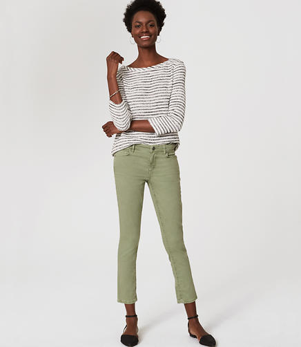 Modern Skinny Crop Jeans