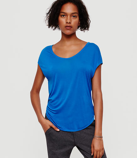 Image of Lou & Grey Slinkysoft Dolman Tee