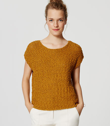 Image of Bubble Stitch Sweater