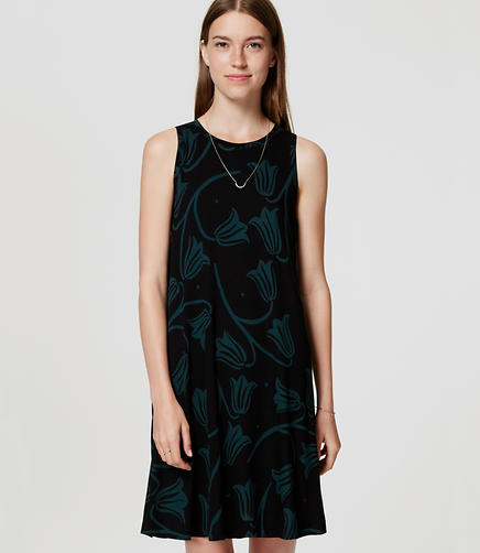 Image of Buttercup Swing Dress