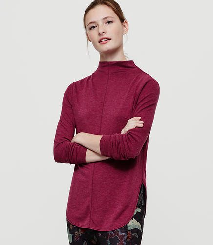 Image of Lou & Grey Signaturesoft Turtleneck