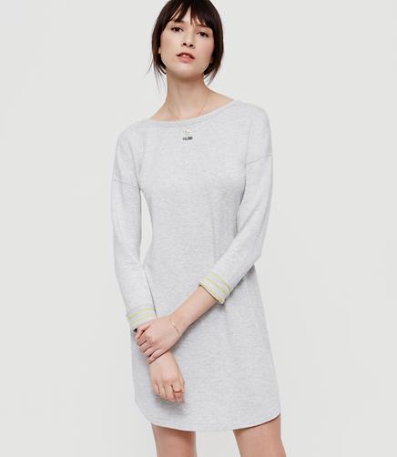 Image of Lou & Grey Stripeline Signaturesoft Dress
