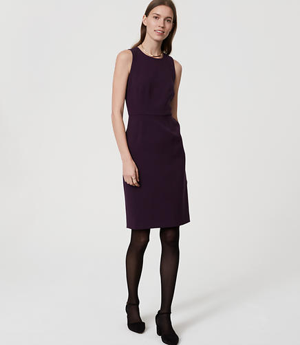 Image of Pocketed Sheath Dress