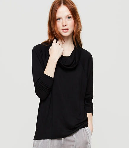 Image of Lou & Grey Signaturesoft Cowl Tunic