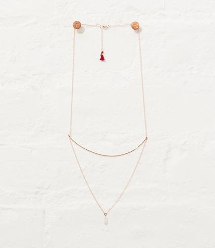 Image of Shashi Celestina Necklace