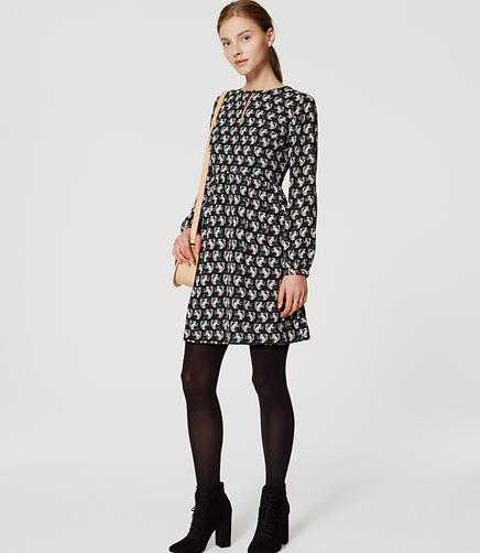 Image of Squirrel Keyhole Dress