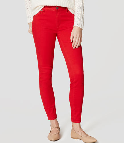 Image of Sateen Five Pocket Leggings in Marisa Fit