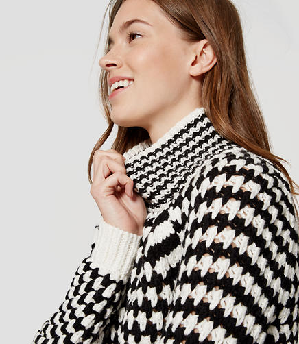 Image of Herringbone Sweater