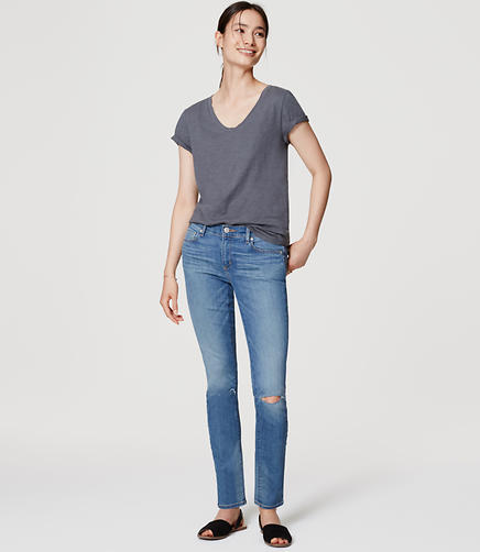 Image of Modern Skinny Jeans in Medium Light Authentic Wash