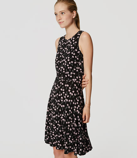 Image of Cherry Flare Dress