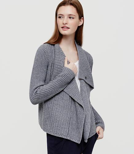 Image of Lou & Grey Moto Sweater Jacket
